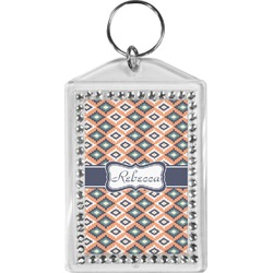 Tribal Bling Keychain (Personalized)