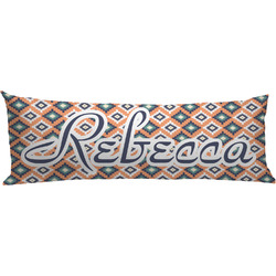 Tribal Body Pillow Case (Personalized)