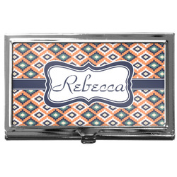 Tribal Business Card Case