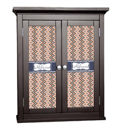 Tribal Cabinet Decal - Custom Size (Personalized)