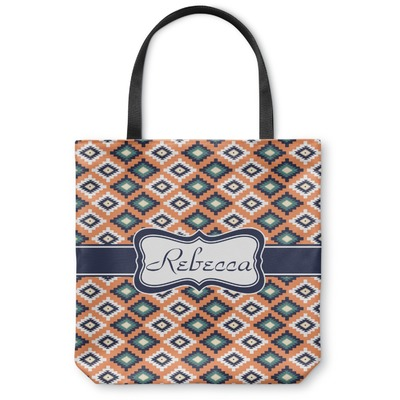 Tribal Canvas Tote Bag (Personalized)