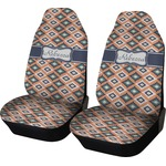 Tribal Car Seat Covers (Set of Two) (Personalized)