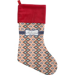 Tribal Christmas Stocking (Personalized)