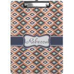 Tribal Clipboard (Personalized)