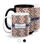 Tribal Coffee Mugs (Personalized)