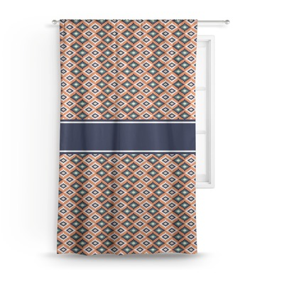Tribal Curtain (Personalized)