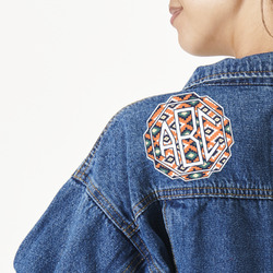 Tribal Large Custom Shape Patch (Personalized)