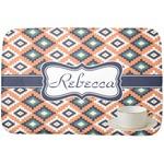 Tribal Dish Drying Mat (Personalized)