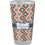 Tribal Drinking / Pint Glass (Personalized)
