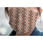 Tribal Face Mask Cover (Personalized)