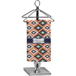 Tribal Finger Tip Towel - Full Print (Personalized)