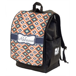 Tribal Backpack w/ Front Flap  (Personalized)