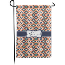 Tribal Garden Flag - Single or Double Sided (Personalized)