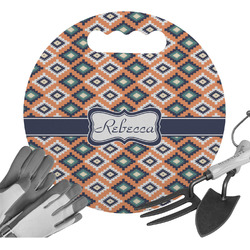 Tribal Gardening Knee Cushion (Personalized)