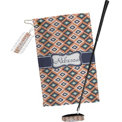 Tribal Golf Towel Gift Set (Personalized)
