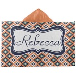 Tribal Hooded Towel (Personalized)