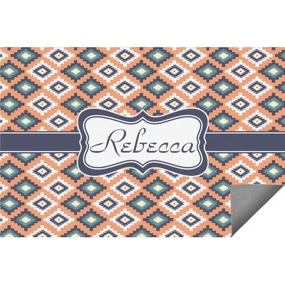 Tribal Indoor / Outdoor Rug (Personalized)