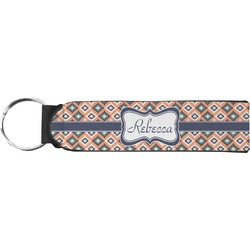 Tribal Keychain Fob (Personalized)