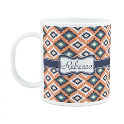 Tribal Plastic Kids Mug (Personalized)