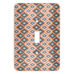 Tribal Light Switch Covers (Personalized)