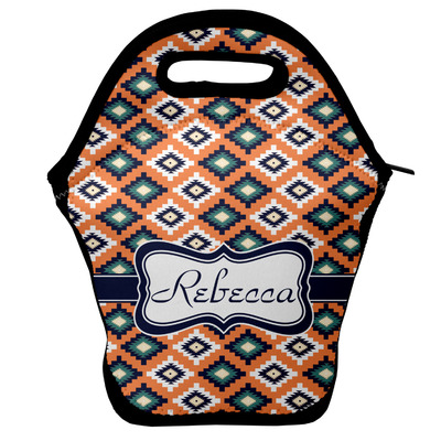 Tribal Lunch Bag w/ Name or Text