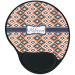 Tribal Mouse Pad with Wrist Support