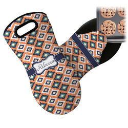 Tribal Neoprene Oven Mitt (Personalized)