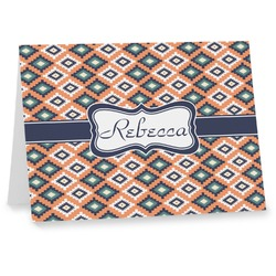 Tribal Notecards (Personalized)