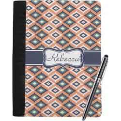 Tribal Notebook Padfolio (Personalized)