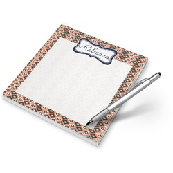 Tribal Notepad (Personalized)