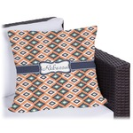 Tribal Outdoor Pillow (Personalized)