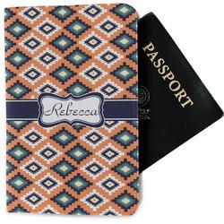 Tribal Passport Holder - Fabric (Personalized)