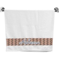 Tribal Bath Towel (Personalized)