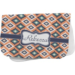 Tribal Burp Cloth (Personalized)