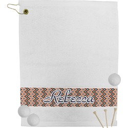 Tribal Golf Towel (Personalized)