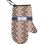 Tribal Right Oven Mitt (Personalized)