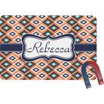 Tribal Rectangular Fridge Magnet (Personalized)