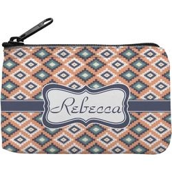 Tribal Rectangular Coin Purse (Personalized)