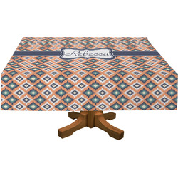 Tribal Rectangle Tablecloth (Personalized)