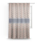 Tribal Sheer Curtains (Personalized)