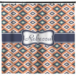 Tribal Shower Curtain (Personalized)