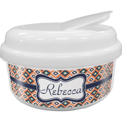 Tribal Snack Container (Personalized)
