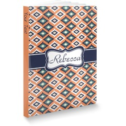Tribal Softbound Notebook (Personalized)
