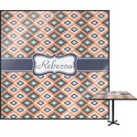 Tribal Square Table Top (Personalized)