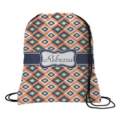 Tribal Drawstring Backpack (Personalized)