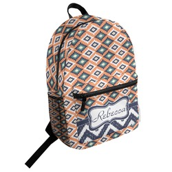 Tribal Student Backpack (Personalized)