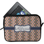 Tribal Tablet Case / Sleeve (Personalized)