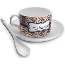 Tribal Tea Cup - Single (Personalized)