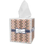 Tribal Tissue Box Cover (Personalized)