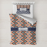 Tribal Toddler Bedding w/ Name or Text